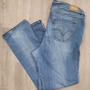 LEVI'S 580 Straight Jeans 18 W